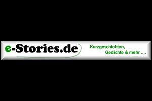 Logo e-stories Sponsor Nos na Vida
